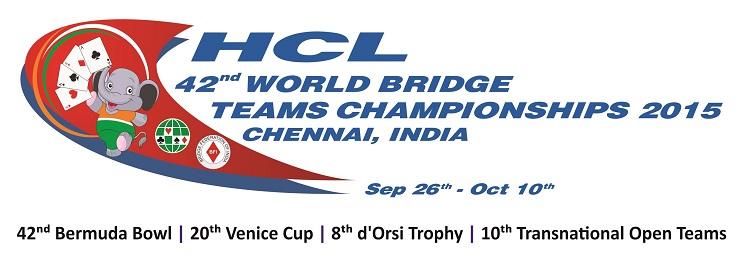 WBTC 2015 - Chennai