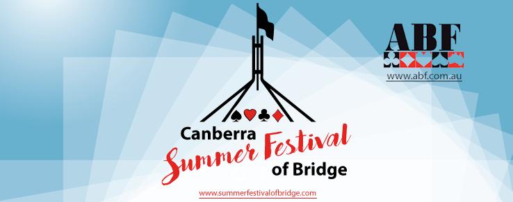 2017 Summer Festival Of Bridge