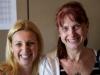 Women Third: Giselle Mundell and Nevena Djurovic