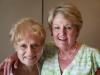 Women Second: Lorna Ichilcik and Lynn Kalmin