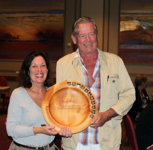 Paula McLeish and David McLeish Winners RPSP 2016